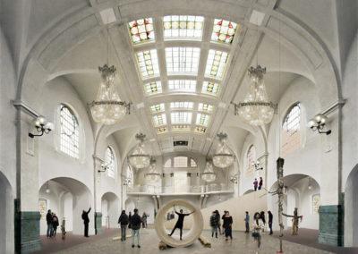 Musée Unterlinden © HERZOG & DE MEURON
