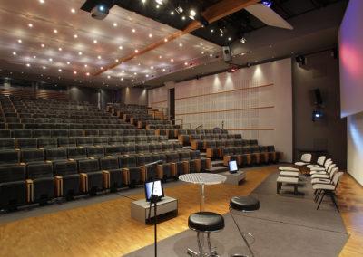 CREF auditorium