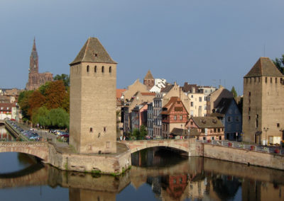 Ponts couverts © Laure GAUTHEROT