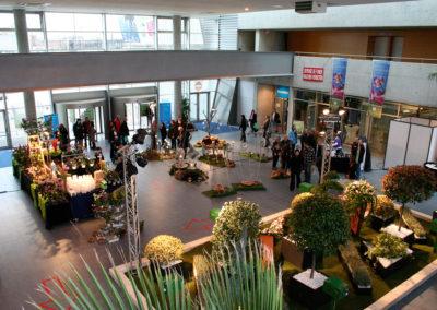 Parc des expositions - Hall d'accueil