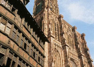 Cathédrale de Strasbourg © C. Fleith