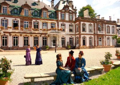 Château de Pourtalès © DESTINATION SAS