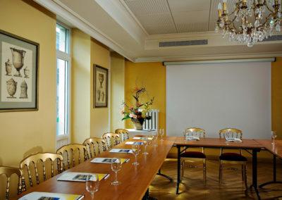 Salle de réunion dans un hôtel © Hôtel Bristol