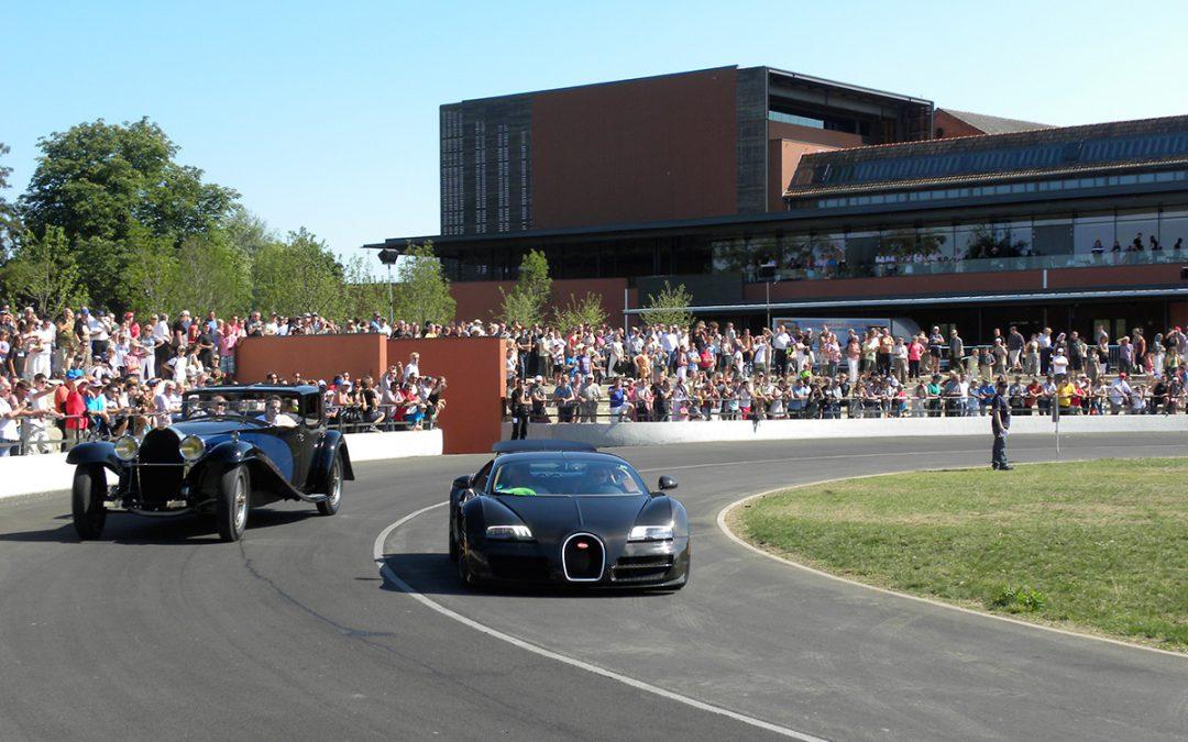 Votre événement à la Cité de l'automobile – collection Schlumpf à Mulhouse
