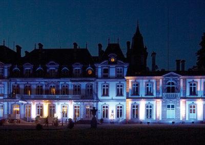 Château de Pourtalès © Kieffer Traiteur