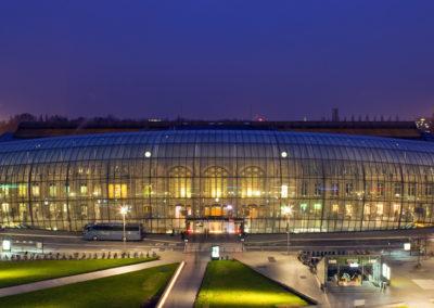 Strasbourg gare © Christophe Hamm