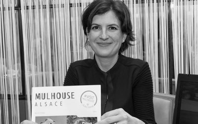 Marie Garcin-Zaiter : Mulhouse and Business Tourism