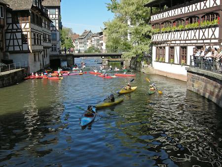 Avec le Strasbourg Convention Bureau, laissez-vous guider !