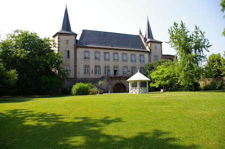 Château de la Confrérie Saint-Etienne: not to be missed in Alsace!
