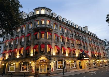 De nouveaux espaces de réception à l'Hôtel du Parc, Mulhouse