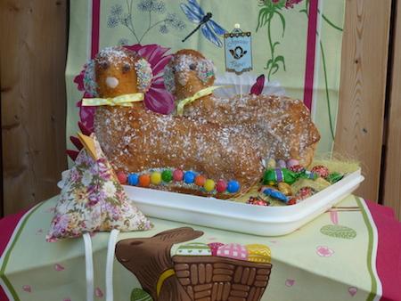 Un séjour d'affaires en Alsace à Pâques ?