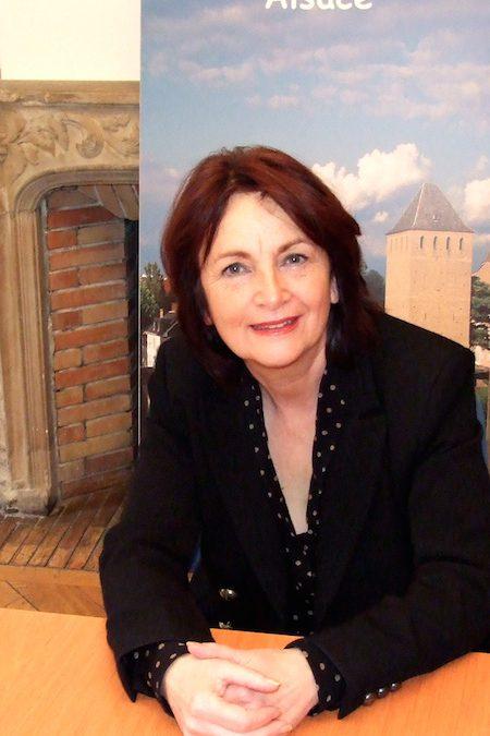 L'Alsace attractive vue par Marie-Reine Fischer
