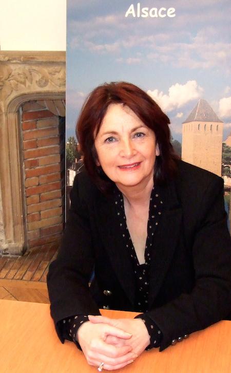 Das attraktive Elsass aus der Sicht von Marie-Reine Fischer